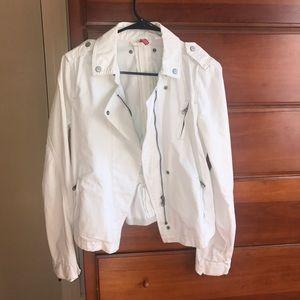 White/Cream Utility Jacket